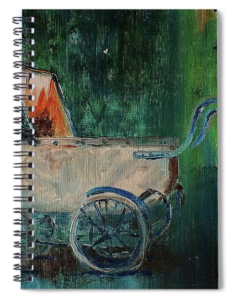 F 746...my Perambulator Spiral Notebook