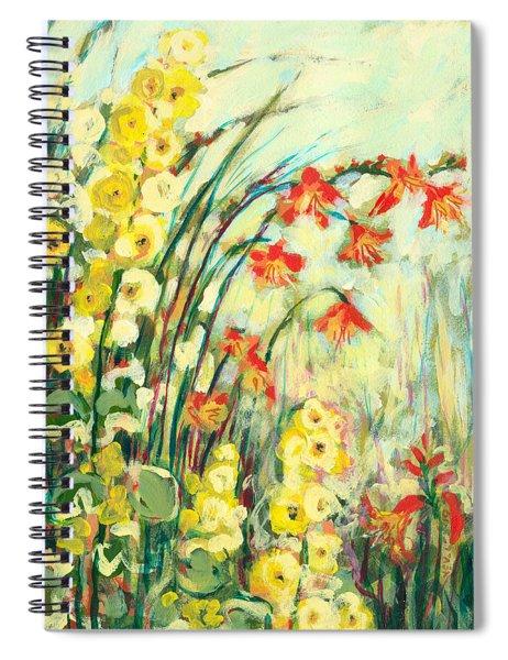 My Secret Garden Spiral Notebook by Jennifer Lommers