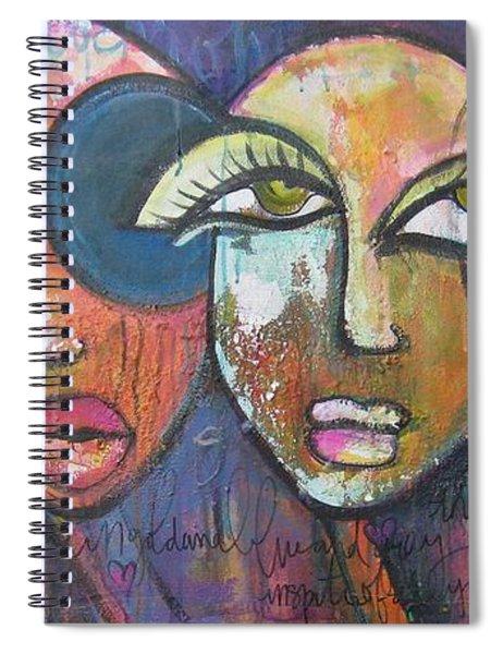 My Sentiments Spiral Notebook