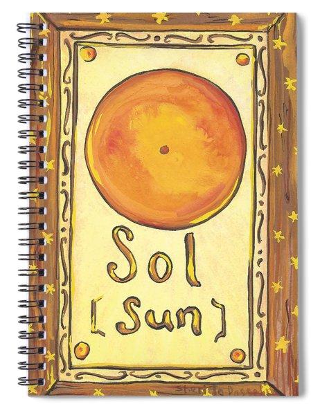 My Sol Spiral Notebook