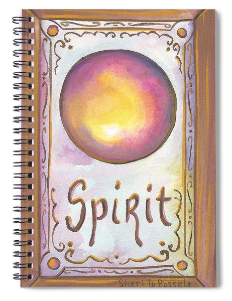 My Spirit Spiral Notebook