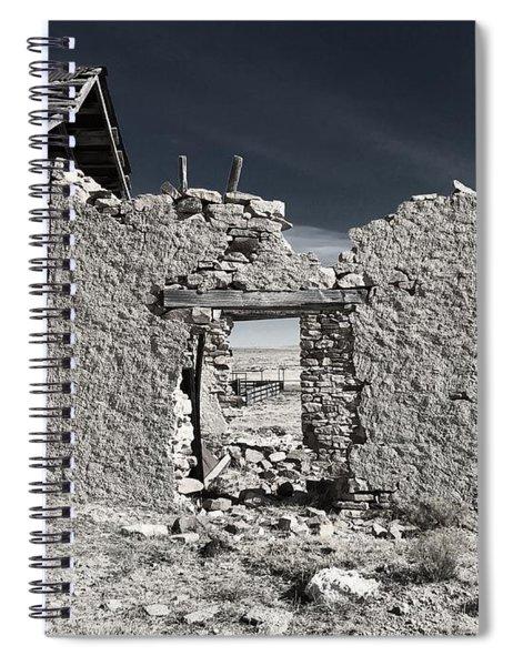 Mystery Ranch No. 20 Spiral Notebook