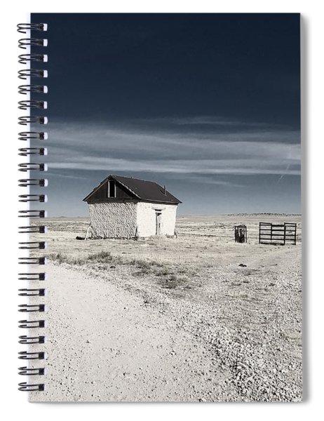 Mystery Ranch No. 5 Spiral Notebook
