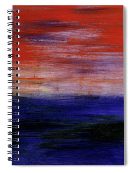 Mystic Evening Spiral Notebook