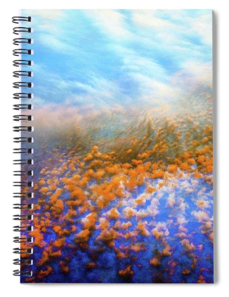 Mystic Field Spiral Notebook