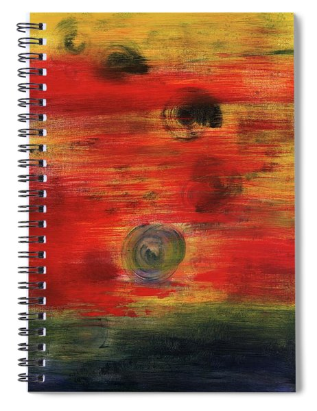 Mystic Moments Spiral Notebook