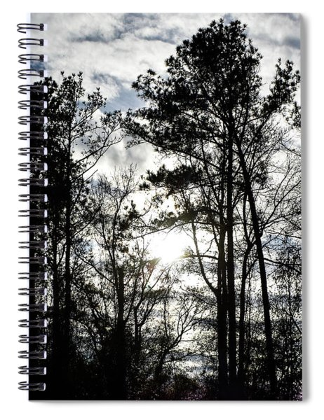 Mystic Wilderness Spiral Notebook
