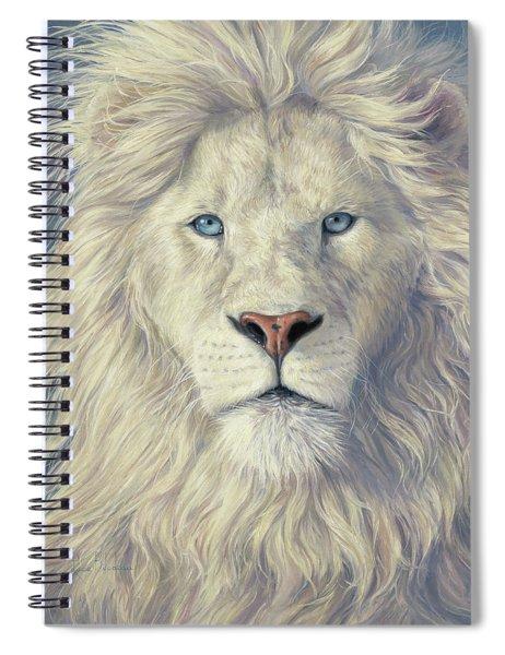 Mystical King Spiral Notebook