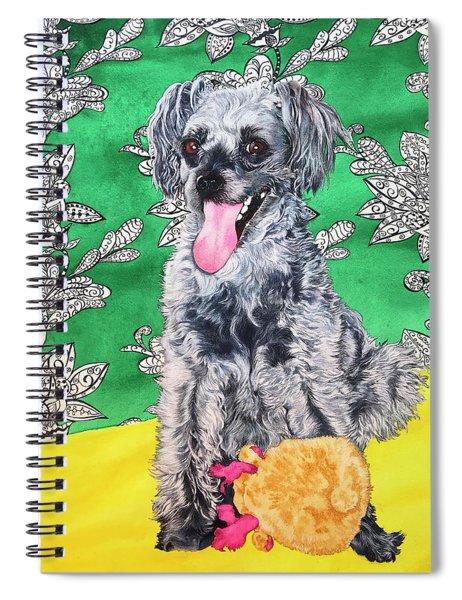 Nacho Spiral Notebook