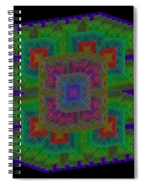 Nadiations Spiral Notebook