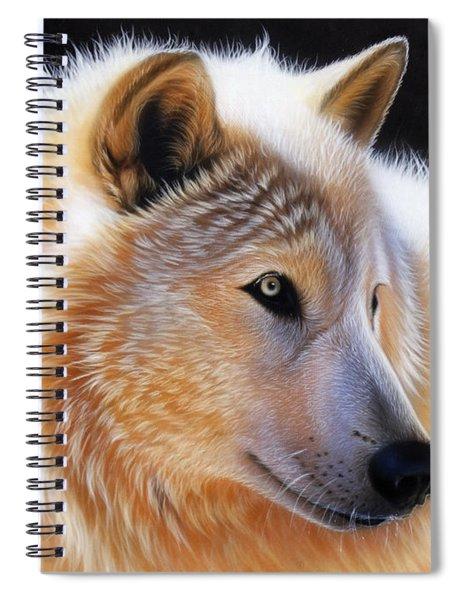 Nala Spiral Notebook