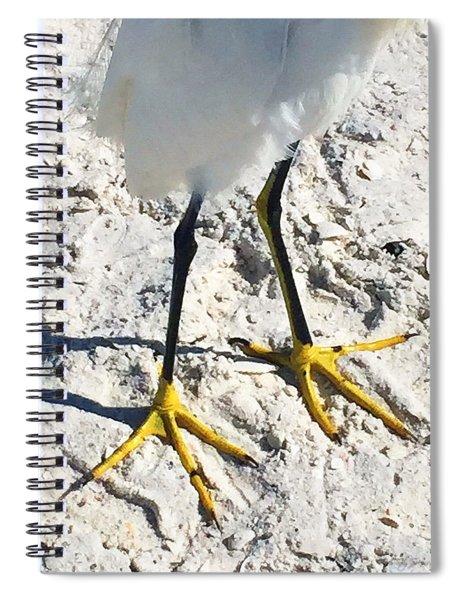Naples 1 Spiral Notebook