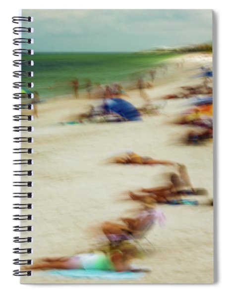 Naples Florida Spiral Notebook