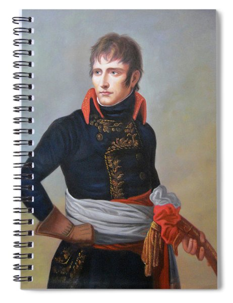Napoleon Bonaparte As First Consul Spiral Notebook