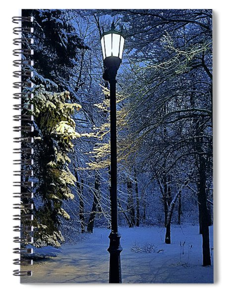 Narnia Spiral Notebook