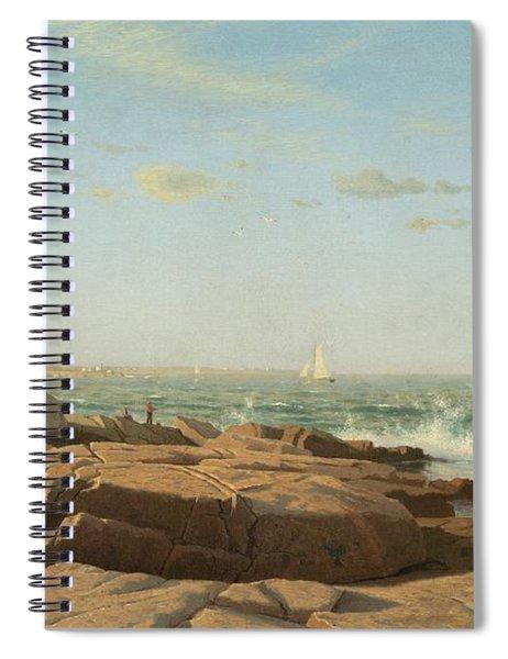 Narragansett Bay Spiral Notebook