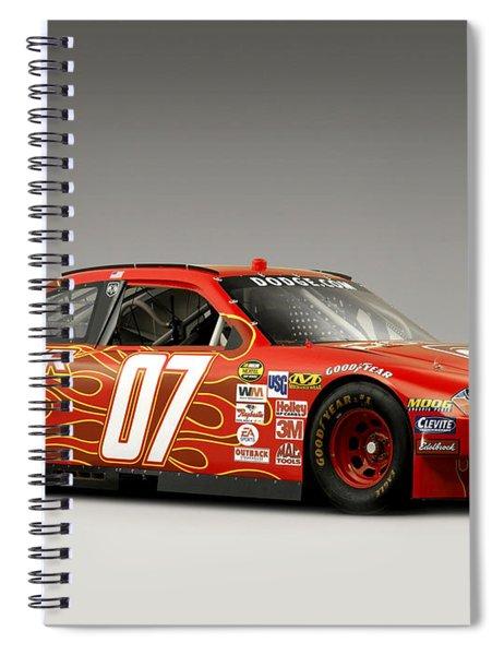 Nascar Spiral Notebook
