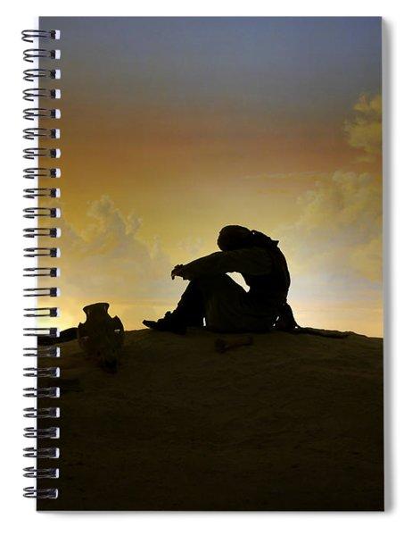 Nassau - Marooned Spiral Notebook