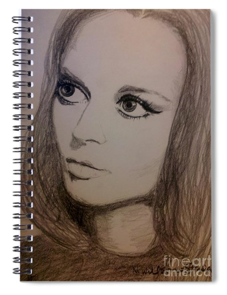 Natalie, Oh Spiral Notebook