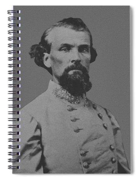 Nathan Bedford Forrest Spiral Notebook