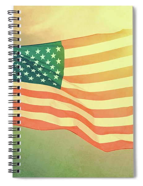 National Day Spiral Notebook