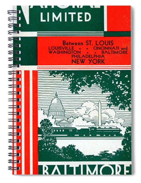 National Limited Spiral Notebook