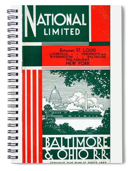 National Limited Spiral Notebook