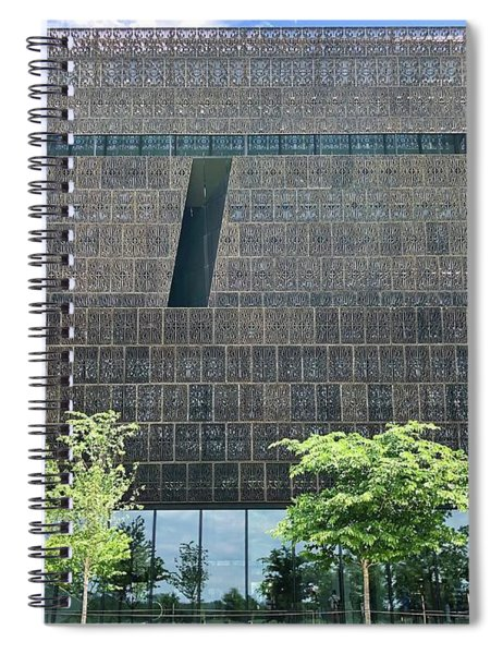 National Museum Of African American History And Culture Spiral Notebook