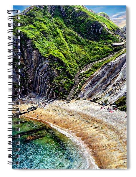 Natural Cove Spiral Notebook