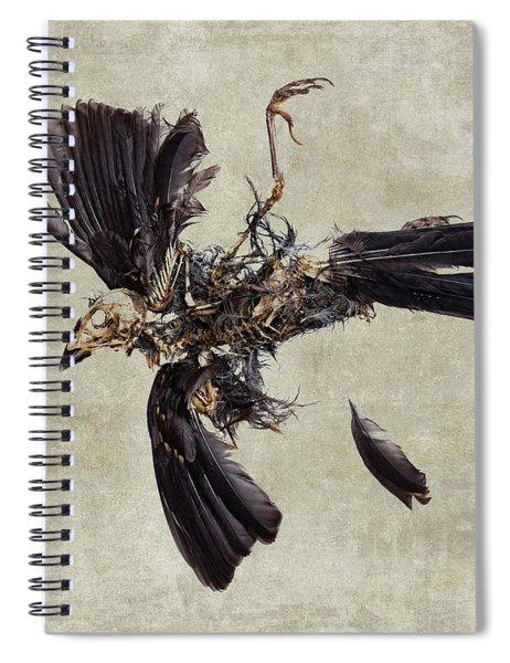 Natural Cycle Spiral Notebook