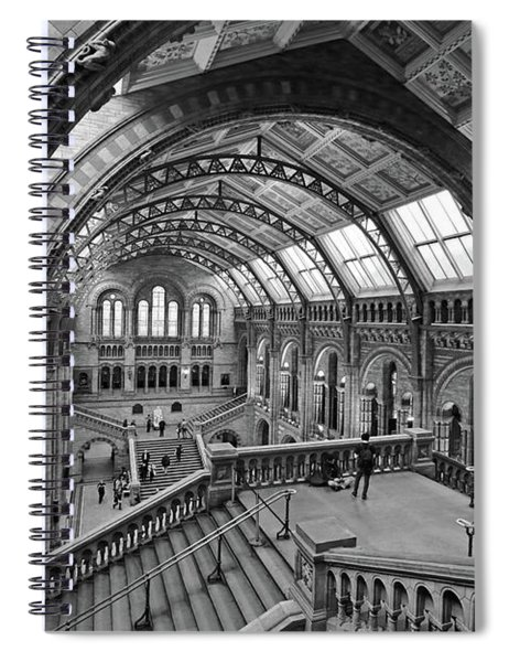 Natural History Museum London 7 Spiral Notebook
