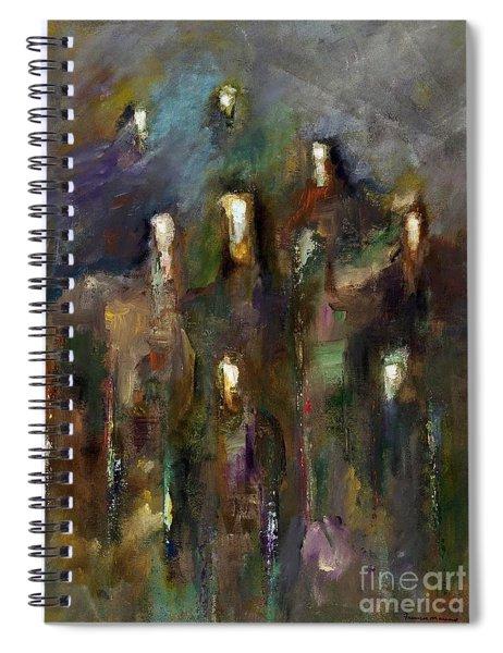 Natural Instincts Spiral Notebook