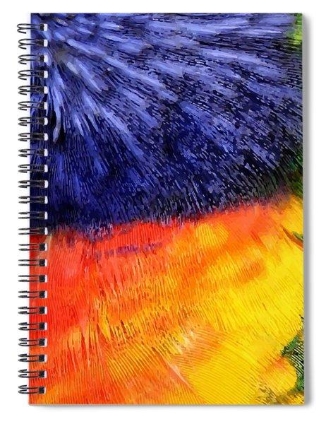 Natural Painter Spiral Notebook