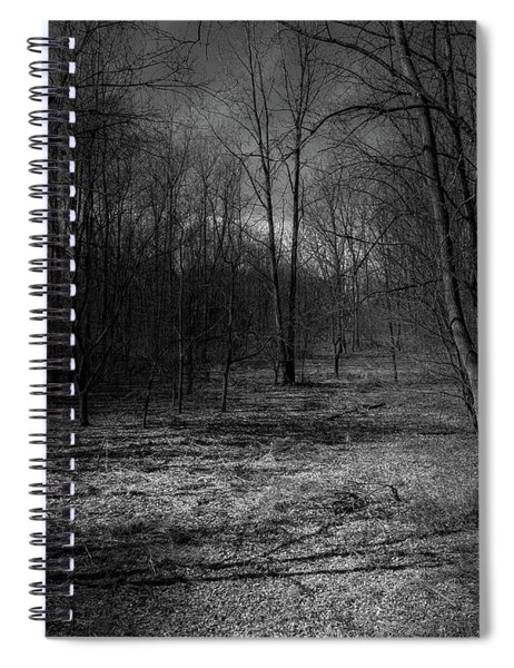 Natural Path Spiral Notebook