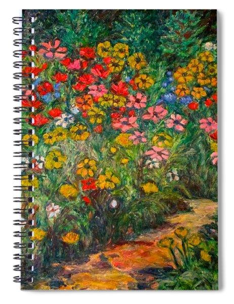 Natural Rhythm Spiral Notebook