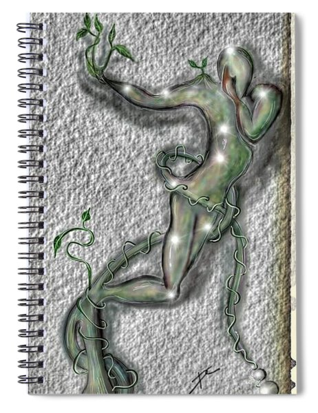Nature And Man Spiral Notebook