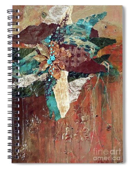 Nature's Display Spiral Notebook