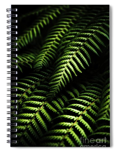 Nature In Minimalism Spiral Notebook