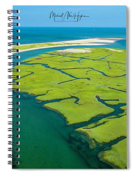 Nature Kayaking Spiral Notebook