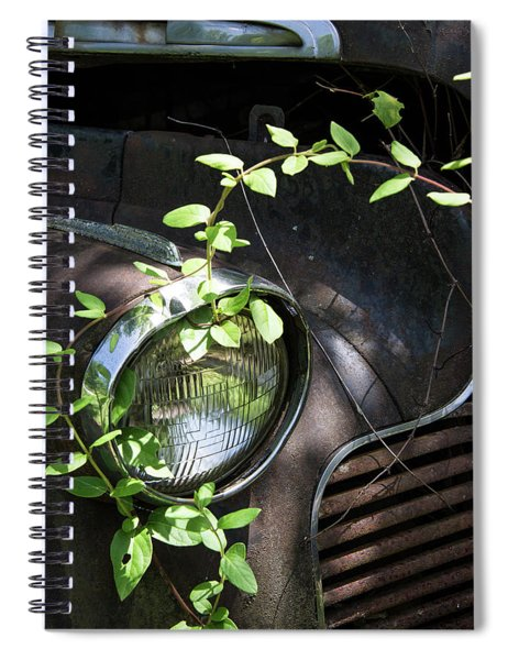 Nature Takes Over Spiral Notebook