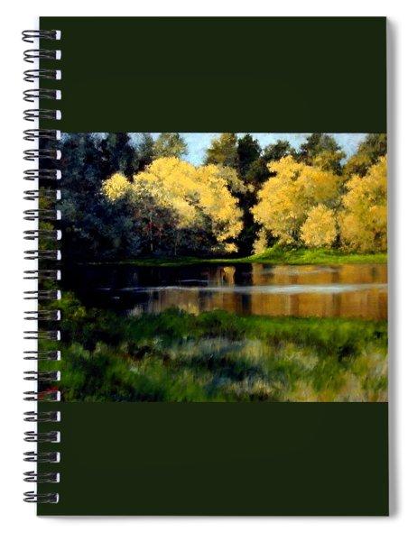 Nature Walk Spiral Notebook