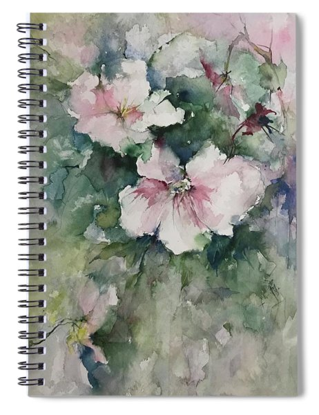Natures Bountiful Beauty Spiral Notebook