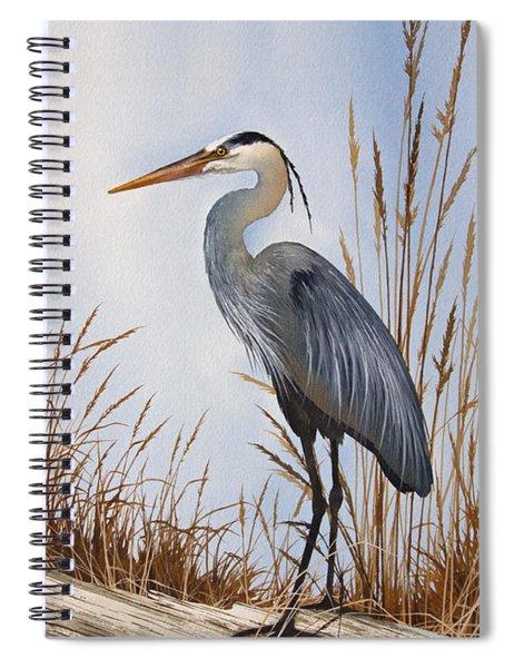 Nature's Gentle Beauty Spiral Notebook