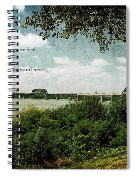 Natures Poetry Spiral Notebook
