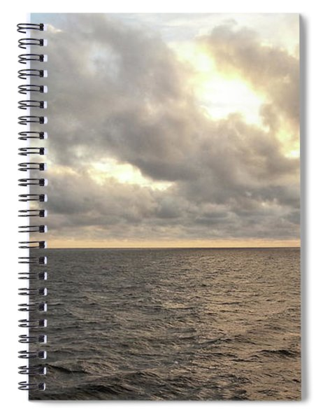 Nature's Realm Spiral Notebook