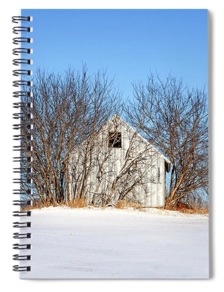 Nature's Shed Spiral Notebook