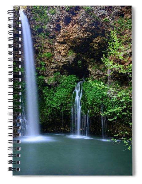 Nature's World Spiral Notebook