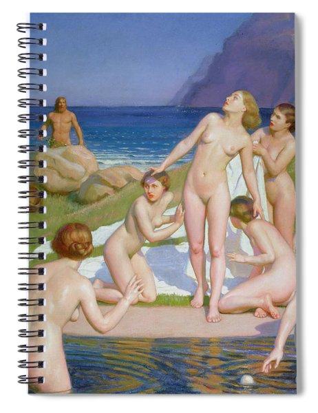 Nausicaa Spiral Notebook