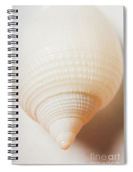 Nautical Simplicity Spiral Notebook