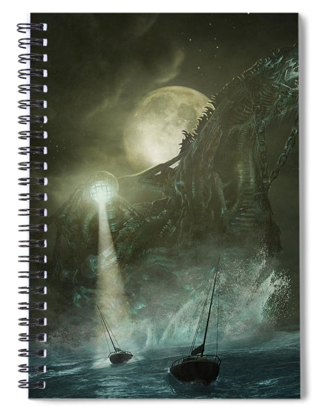 Nautilus Spiral Notebook